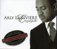 "ARLY LARIVIERE ""ENCYCLOPEDIE"" 2-CD ALBUM Spec Ed / HAITIAN MUSIC KOMPA DualDisc"