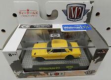 1971 SKYLINE GTR GT R WMTS05 17-13 YELLOW WALMART NISSAN DATSUN JAPAN M2