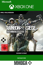 Tom Clancy's Rainbow Six: Siege Ultimate Edition - Xbox One Key digital ES