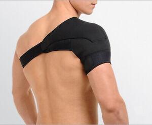 Shoulder Support Brace Compression Sleeve Wrap Belt Shoulder Pain Relief Strap