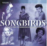 Various Artists - Songbirds: 18 Tracks From the Golden Age of Jazz  (CD) (2003)