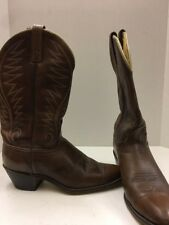 ACME Size 8 1/2C Men's Brown Cowboy Boots Jl080717A