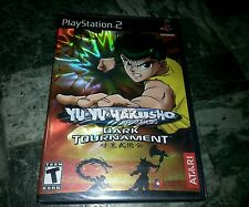 Yu Yu Hakusho Dark Tournament - PlayStation 2 Free Shipping!!!