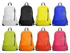 ROLY Unisex Adult Kids Small Mini 7L Waterproof Backpack Dayback