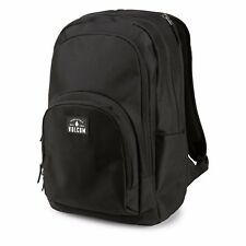 2017 NWT WOMENS VOLCOM TOP NOTCH POLY BACKPACK $65 black 29.5 L