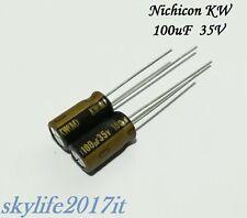 3.3uf 50v polarized radial capacitor electrolitico Aluminium x 10 units x10