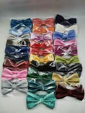 20PS Wholesale 4.7in High quality Men's bow tie Gentleman bow tie Can optional
