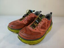HOKA One One Conquest Running Shoes Women's Red - US 8.5