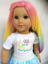 OOAK Custom American Girl Doll Julie