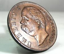 Savoia-UMBERTO I (10 Centesimi) 1894 Birmingham