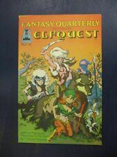 Fantasy Quarterly #1 1978 1st ELFQUEST VF OR BETTER