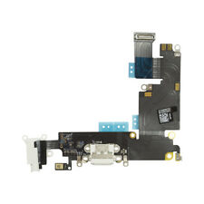 OEM Charger Dock Headphone Mic Charging Port Flex Cable For iPhone 6 Plus White