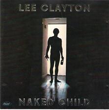 CD-LEE CLAYTON/ Naked Child/ 8 Songs/1979 (Klaus Voormann)