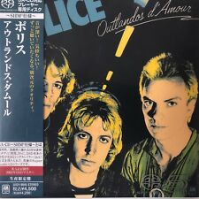 Outlandos d'Amour [Digipak] by The Police (SACD-SHM.jp),-2010 mini LP UIGY-9045