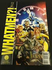 Whatmen (IDW) #0A 2009 FN Stock Image