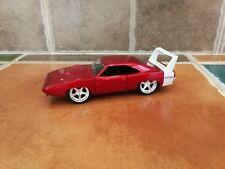 JADA FAST AND FURIOUS Dodge 1969 Daytona Muscle Car Diecast Car Model 1:32