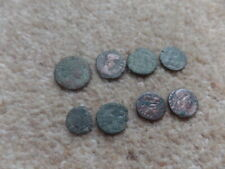 Metal Detecting Rare Old Collection 8x Small Coins