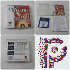 Drum Studio Software für den Commodore Amiga Computer getestet & funktioniert