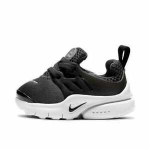 Boys' Toddler Nike Little Presto Casual Shoes Anthracite/Black/Cool Grey 844767
