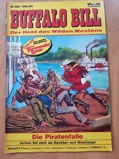 BUFFALO BILL 660  BASTEI VERLAG 1984