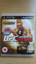 UFC Undisputed 2010 PS3 - Sony PlayStation 3 Game - Boxed Complete