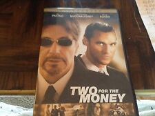 DVD movie called two for the money