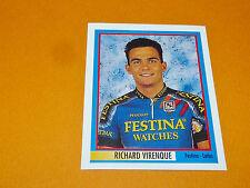 #278 R. VIRENQUE FESTINA MERLIN GIRO D'ITALIA CICLISMO 1995 CYCLISME PANINI TOUR