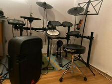 Yamaha DTX530k E-Schlagzeug mit Verstärker, Kopfhörer, Hocker, Notenständer