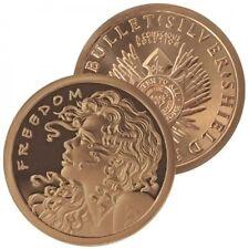 FREEDOM GIRL • 20 New Coins • 1 oz each • .999 Fine Copper Bullion
