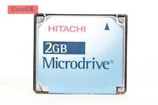 Hitachi 2GB Microdrive  CF+ Type II Card  *Free P&P*