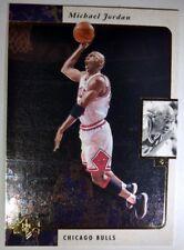 1995-96 Upper Deck SP Michael Jordan #23, Foil,  CHICAGO BULLS HOF