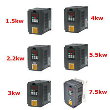 7.5KW,5.5KW,2.2KW,4KW,3KW,1.5KW VARIABLE FREQUENCY DRIVE INVERTER HUANYANG VFD
