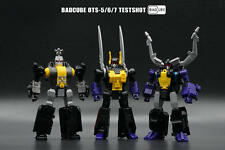 New Transformers BadCube OTS 05 06 07 Evil Bug Corps insecticons