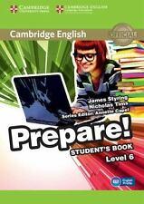 Cambridge English Prepare!: Cambridge English Prepare! Level 6 Student's Book...
