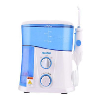 UV Water Jet Dental Teeth Flosser - Electric Steriliser Oral Irrigator