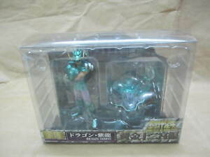 Medicos Saint Seiya Myth Dragon Shiryu Figure ^^