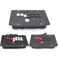 RAC-J500B All Buttons Arcade Fight Stick Game Controller Hitbox Joystick For PC