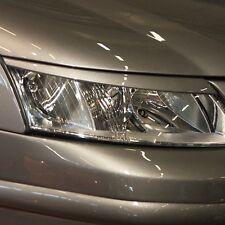 -= NEW = SAAB 93 9-3 2002+ Headlight light brows lids eyebrows eyelids = ABS =-