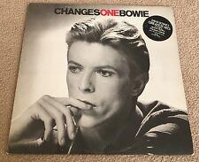 DAVID BOWIE Changesonebowie 1976 UK  Vinyl LP EXCELLENT CONDITION changes one A