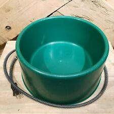 1 1/2 Gallon Heated Pet Bowl Farm Innovators Inc. USA - Swanky Barn