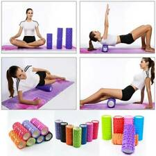 30cm Yoga Pilates Massage Column Fitness Gym Exercise Sports Foam Roller