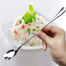 Smooth Delicate Korean Children Teaspoons Ice Cream Spoons Coffee Soup