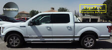 F-150 Ford Powerstroke Rocker Racing Stripe F-350 Side Decals F150 F250 Fits All