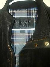 Bernardo Mens Leather Jacket size medium