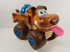 Jakks Street Dogs BUSTER Interactive Bumper Toy Dog Truck No Bone Tested Working