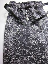 Black Lace, Tarot Runes Crystals, Angels Bag Pagan Wiccan