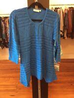 Small Lulu B Striped Tunic Retail $49