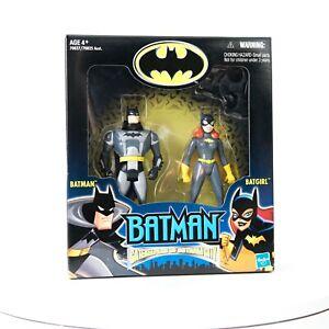 2002 Hasbro Batman Gatekeepers Of Gotham Batman Batgirl Box Set Walmart New!