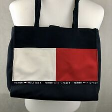 Vintage Tommy Hilfiger Big Flag Hand Bag Extremely Rare and HTF 90s Purse