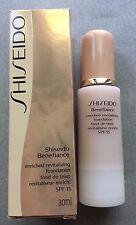 NEW Shiseido Benefiance Cream Liquid Foundation SPF15 Natural Deep Ivory I6